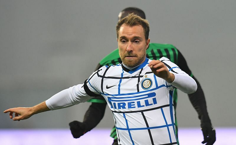 Christian Eriksen has failed to impress at Inter