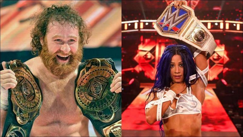The WWE Universe witnessed a few major upsets in 2020