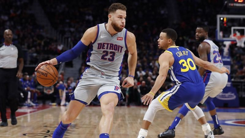Golden State Warriors vs Detroit Pistons