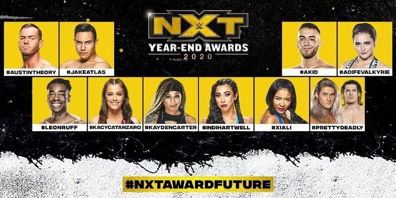 Which one of these stars is the future of NXT?