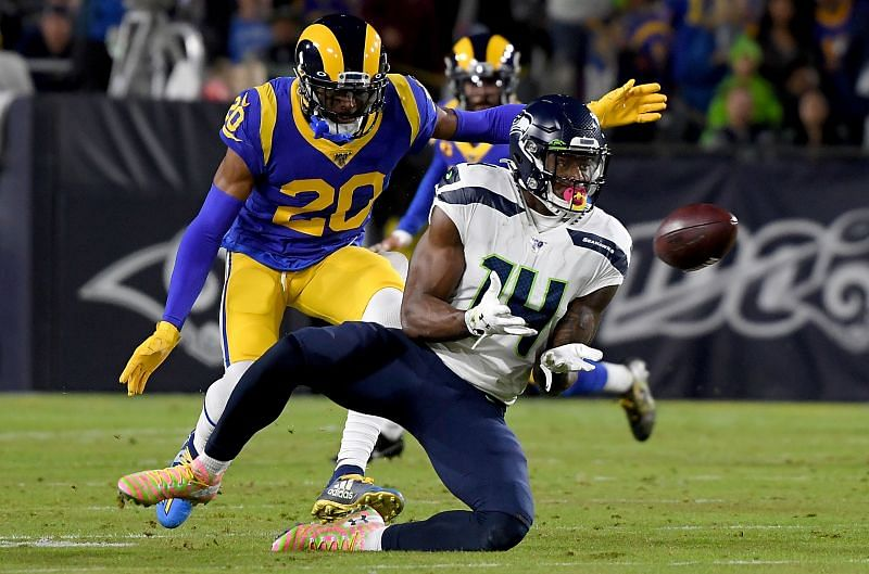 Seattle Seahawks vLos Angeles Rams (2019)