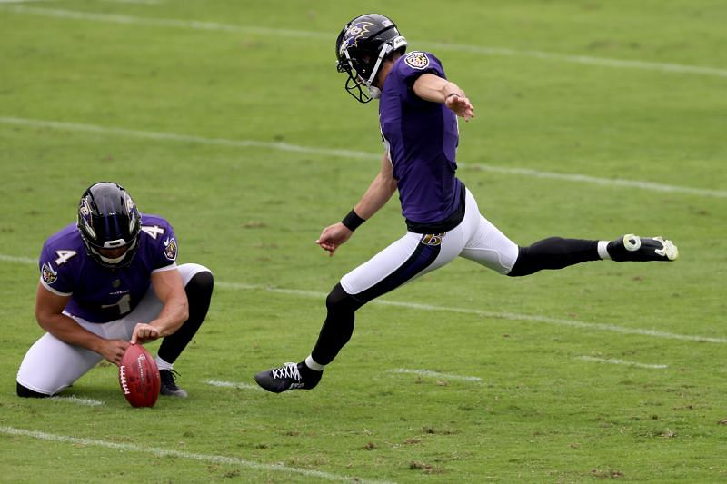 Nfl Twitter Reacts To Justin Tucker S Jinxed Field Goal