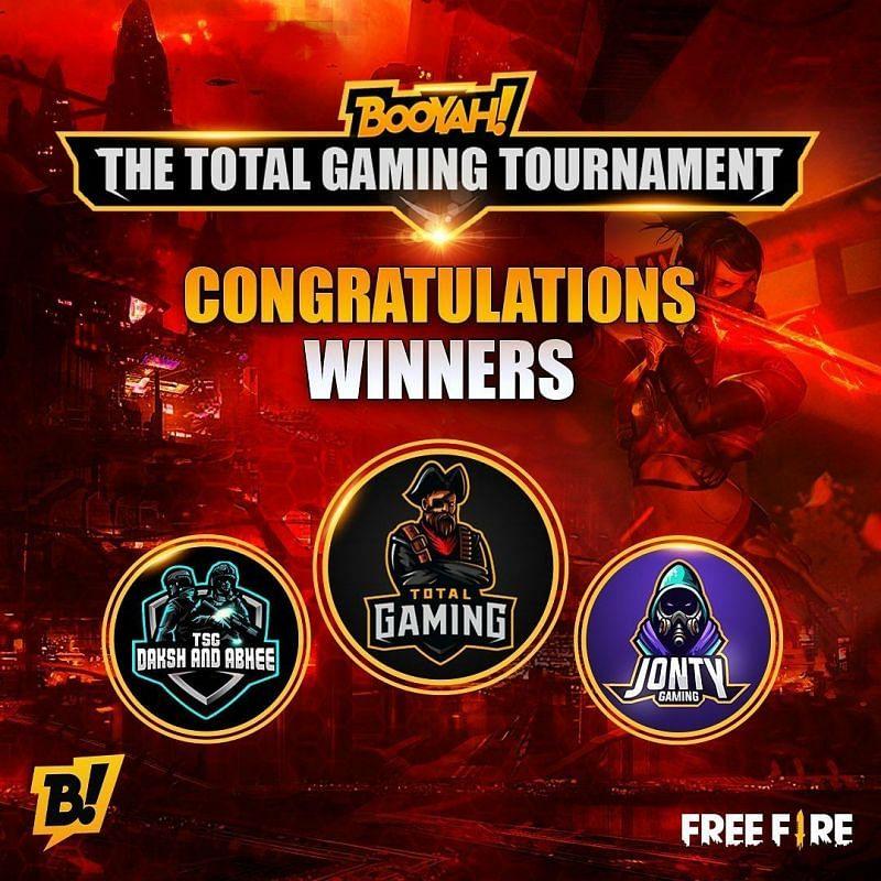 Total Gaming Tournament