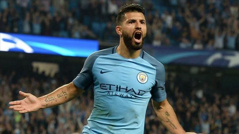Sergio Aguero is set to become a free agent in the summer.