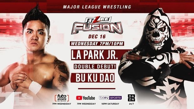 Double debut on MLW Fusion