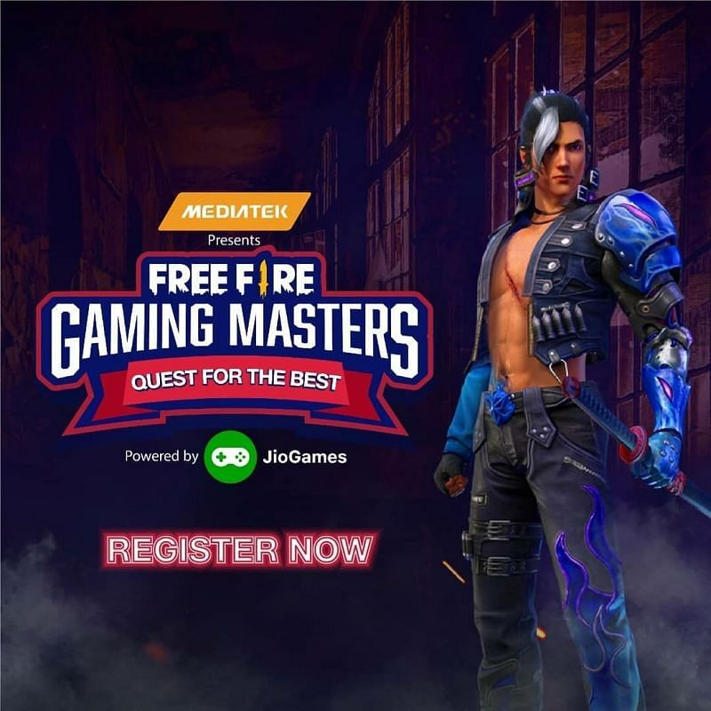 The Free Fire Gaming Masters was announced