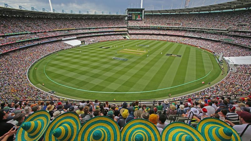 The MCG plays host to the 2nd India vs Australia Test match