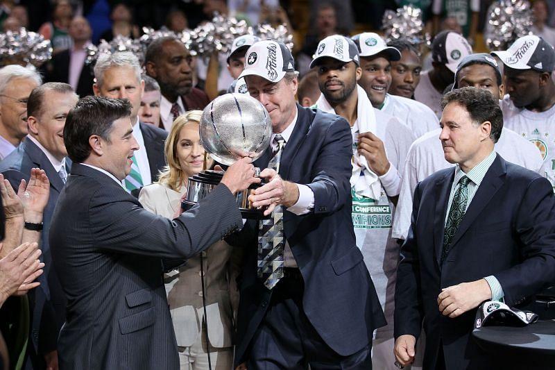 Orlando Magic v Boston Celtics, Game 6