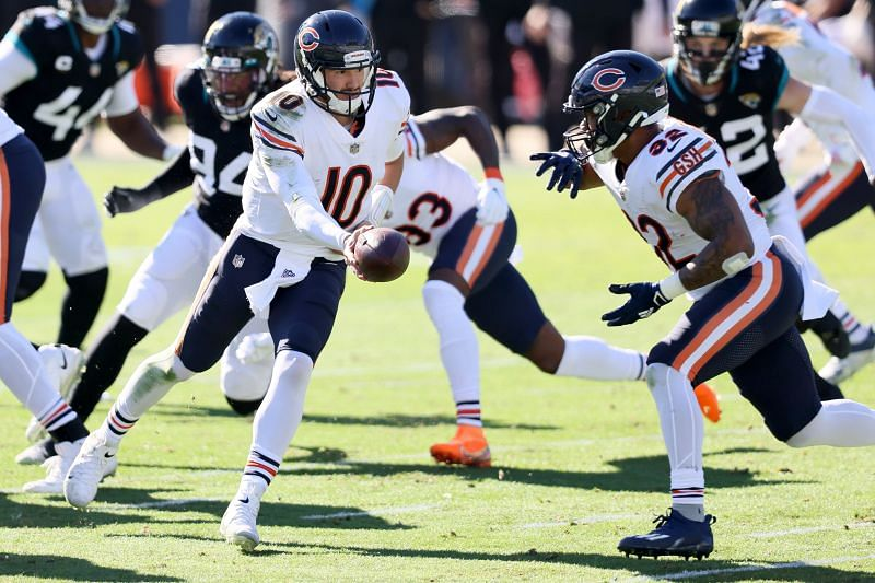 Chicago Bears are still in the NFL Playoff hunt
