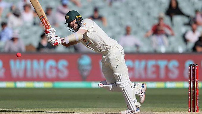 Joe Burns hit an unbeaten half-century against India to cement his place at the top of the order