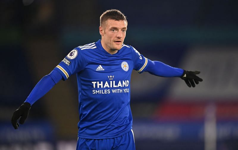 Jamie Vardy continues to be a consistent goalscorer
