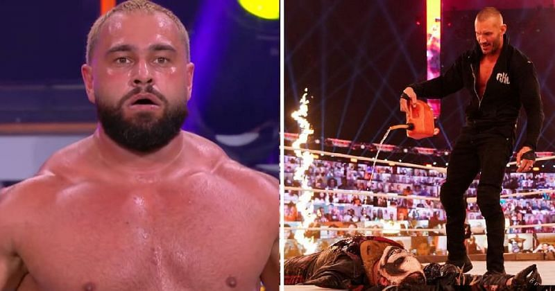 Miro reacts to the ending to TLC 2020
