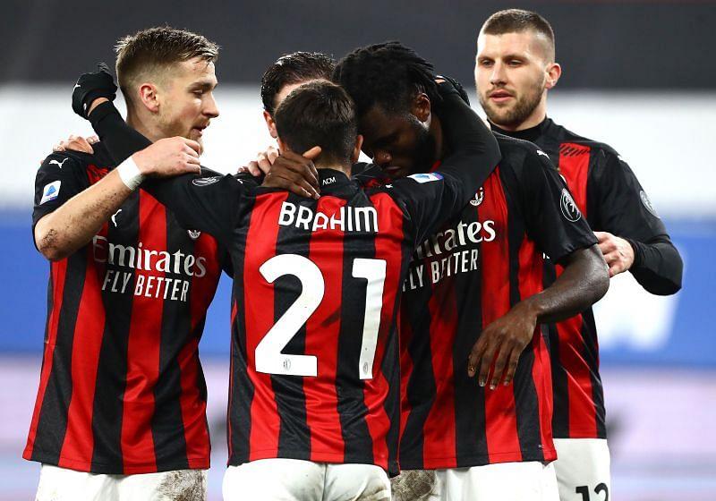 AC Milan will host Lazio in a blockbuster Serie A fixture