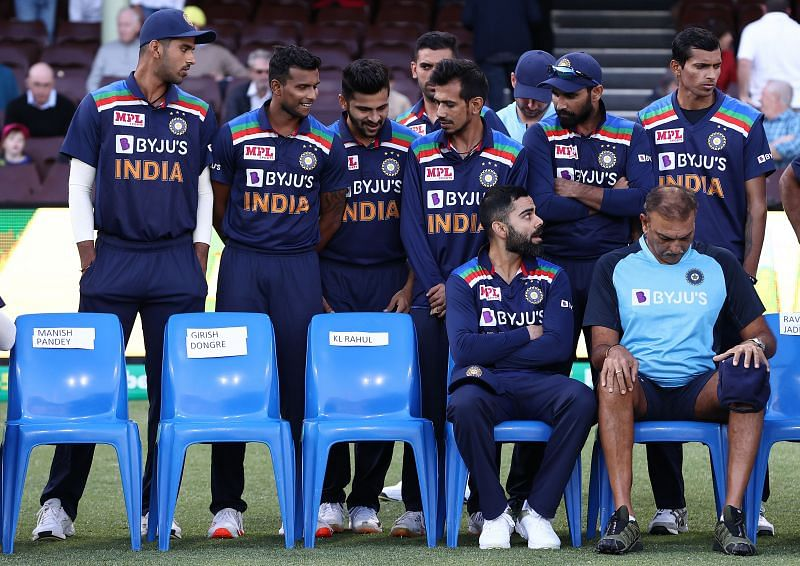 The Indian cricket team won the T20I series 2-1