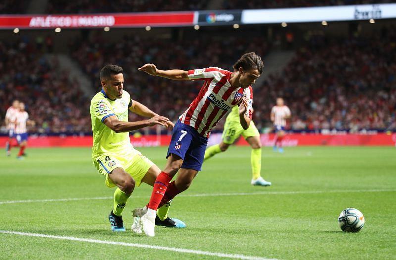 Atletico Madrid take on Getafe this week