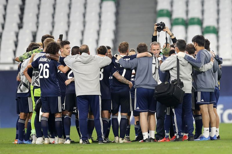 Melbourne Victory won their last group game to make the knockouts of the AFC Champions League