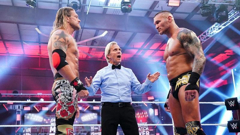 Edge and Randy Orton had one of the most personal feuds in all of wrestling this year.