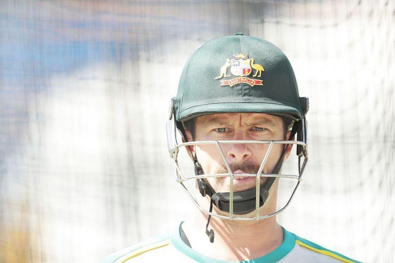 Australian ODI Nets Session
