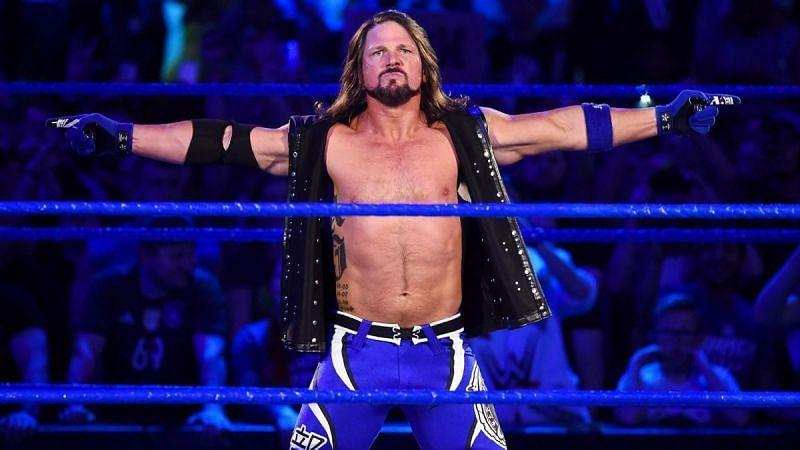 एजे स्टाइल्स ने शुरूआत में WWE के साथ कॉन्ट्रैक्ट साइन करने से मना कर दिया था।