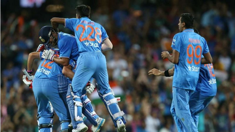 A fine finish from Suresh Raina and Yuvraj Singh saw TeamIndia complete a thrilling last-ball win over Australia