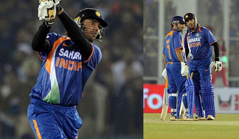 युवराज सिंह ने गेंद के बाद बल्ले से की छक्कों की बारिश