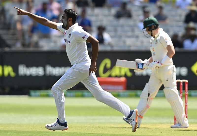 R Ashwin has been right on top of Steve Smith in the ongoing India-Australia series