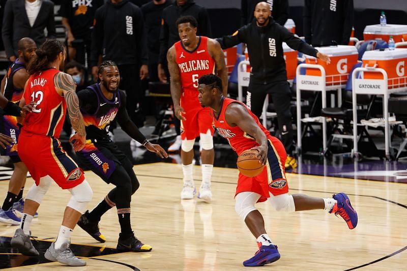 New Orleans Pelicans v Phoenix Suns