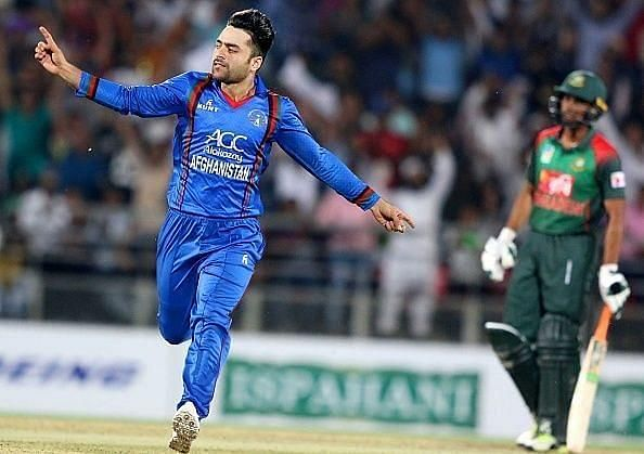 Rashid Khan is the only specialist spinner in Aakash Chopra