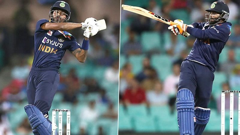 Hardik Pandya and Ravindra Jadeja have staked a claim for a higher position in India