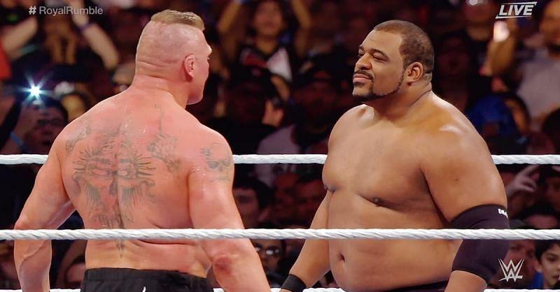 WWE सुपरस्टार कीथ ली