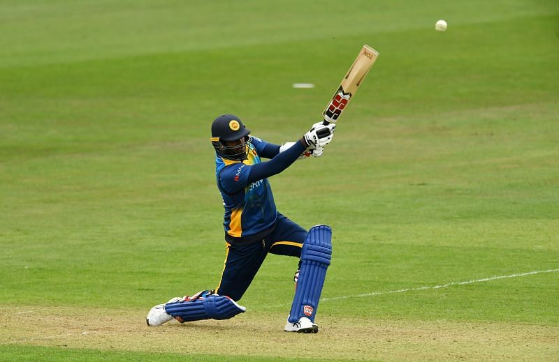 Angelo Mathews will look to take Colombo Kings into the LPL playoffs..