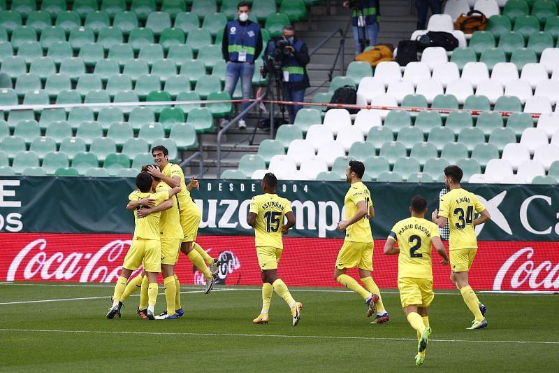 Villarreal take on Osasuna this weekend