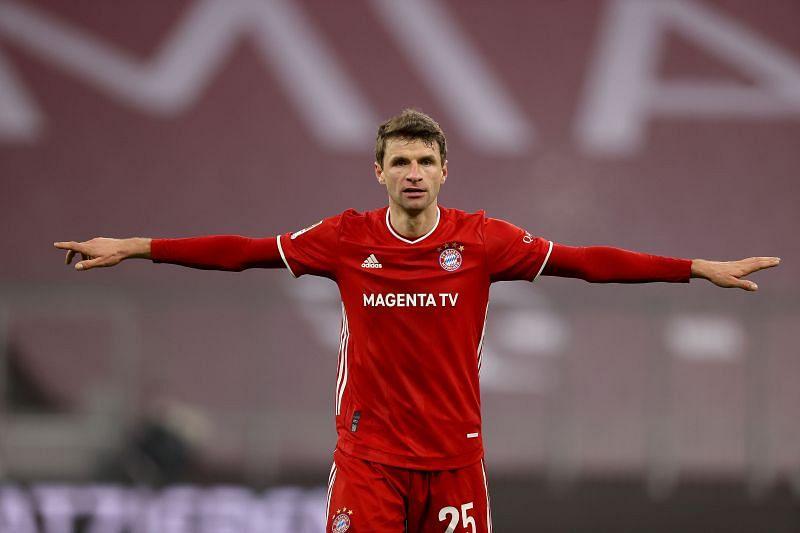 Bayern Munich play Bayer Leverkusen on Saturday