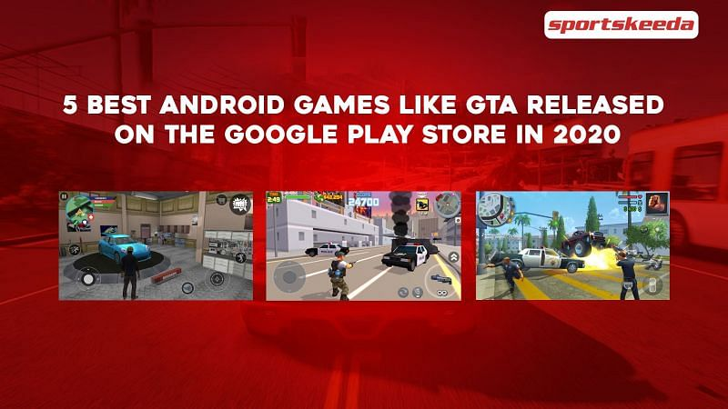 Android games like GTA released this year