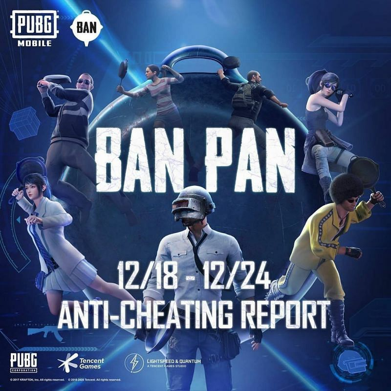 To tackle cheaters and maintain fair play, PUBG Mobile developers have some solid anti-cheat systems in place