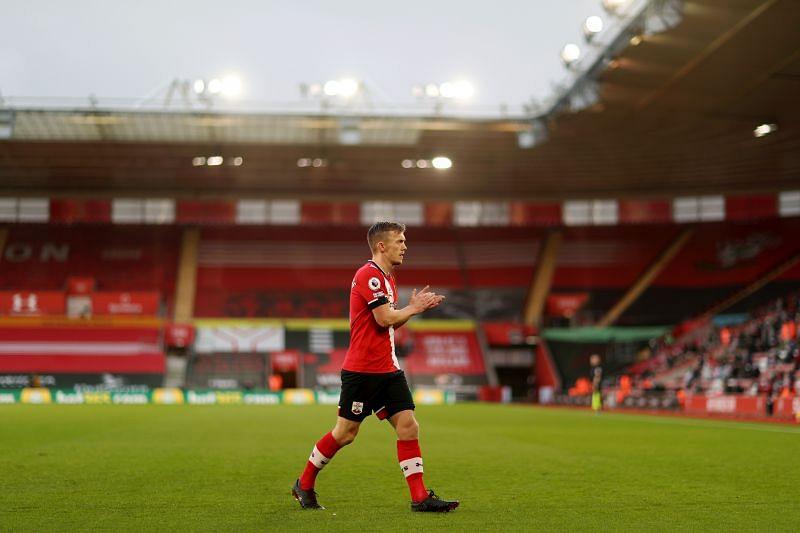 Southampton captain James Ward-Prowse