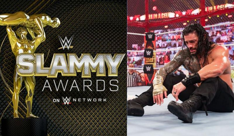 WWE 2020 Slammy Awards