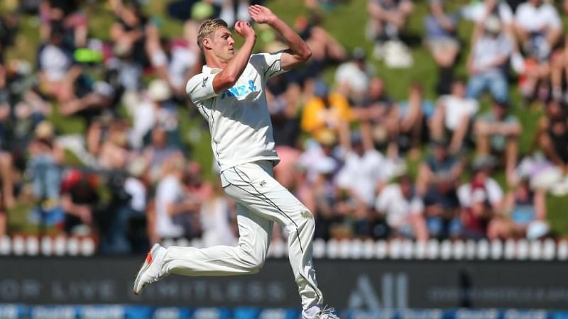 Kyle Jamieson bags five-wicket haul as New Zealand end the ...