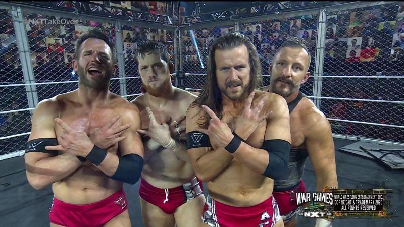 NXT is still Undisputed