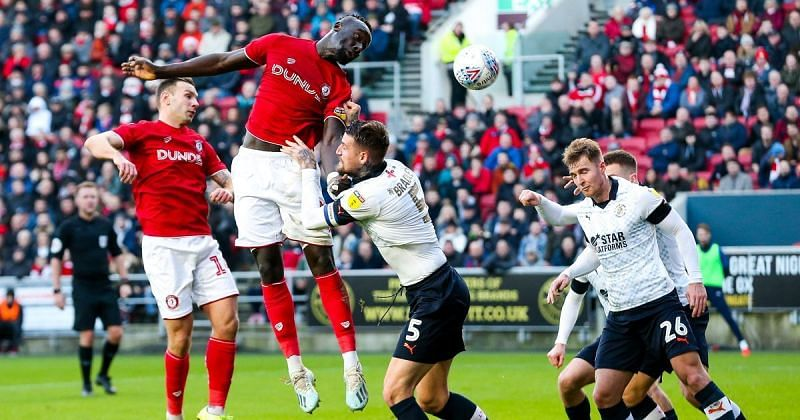 Luton Town and Bristol City both won 3-0 against each other at home last season