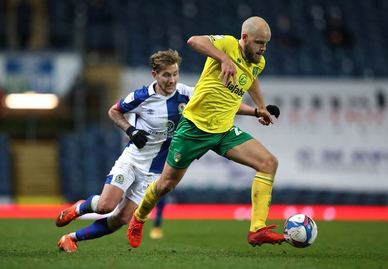 Norwich City will take on Reading in the EFL Championship