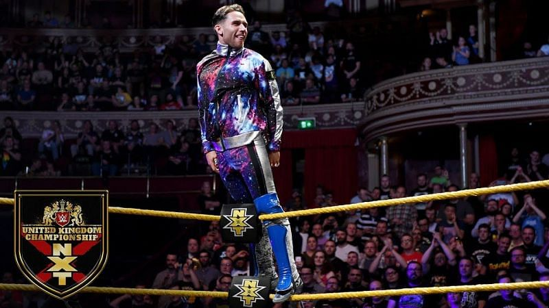Noam Dar opened up on working with Shawn Michaels and Triple H