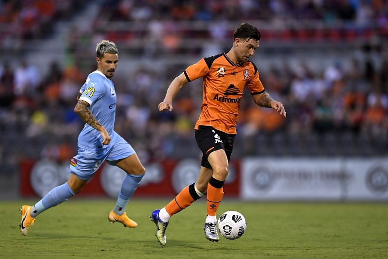 Brisbane Roar went down 1-0 to Melbourne City in their opening game of the season