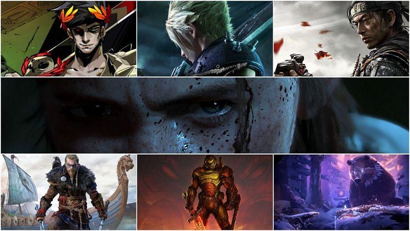 Image via Bethesda, SuperGiant Games, PlayStation Store