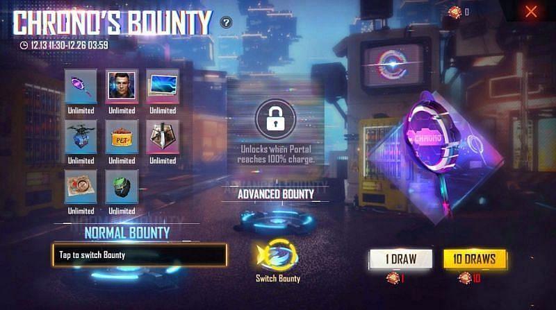 Chrono Bounty
