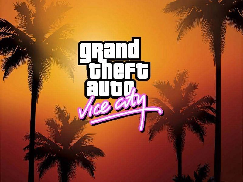 GTA Vice City was released almost two decades back (Image via WallpaperAccess)