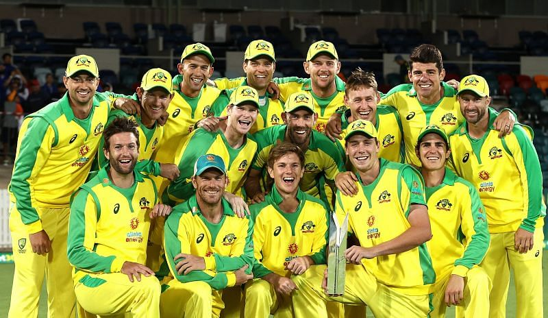 Aakash Chopra feels Australia will win the T20I series even if they lose the first match