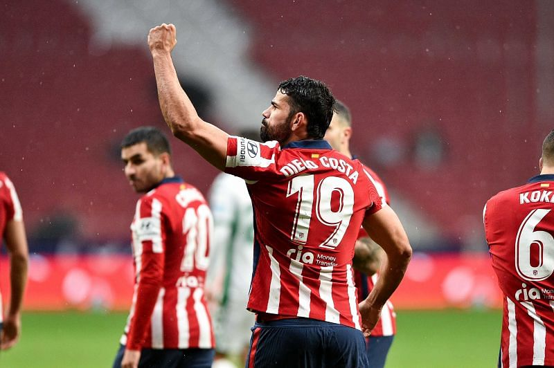 Atletico Madrid beat Elche 3-1 in La Liga.