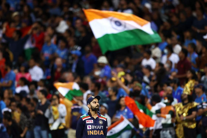 Virat Kohli recently led India to victory in the T20I series 2-1