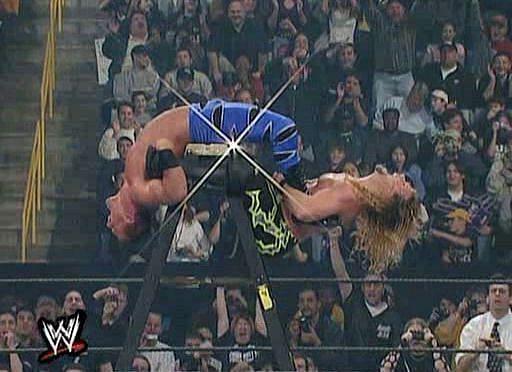 क्रिस जैरिको vs क्रिस बेनोइट का मैच काफी शानदार रहा था
